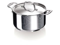 Beka Chef Kookpot 16Cm - 1.7L - 18/10 + Deksel