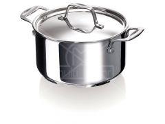 Beka Chef Kookpot 18Cm - 2.4L - 18/10 + Deksel