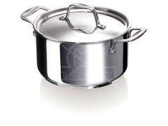 Beka Chef Kookpot 24Cm - 5.0L - 18/10 + Deksel