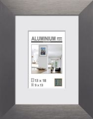 Aluminium L2 40X50Cm Antraciet