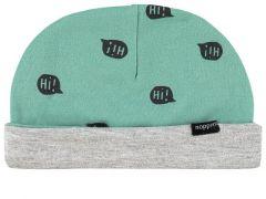 Noppies Z19 B Hat Pukalani Aop Sage 0M-3M