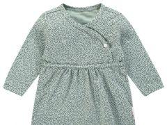 Noppies Noos G Dress Ls Mattie White 44