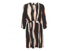 Vero Moda 1912 Vmfidela 3/4 Short Dress Wvn