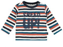 Noppies Z20 B Regular T-Shirt Ls Apple Valley Y/D Str