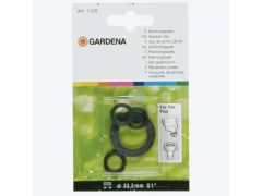 "Gardena Set Rubberringen 3/4"" 01124"