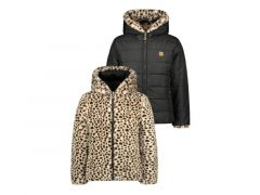 Flo W20 Girls Reversible Hooded Jacket