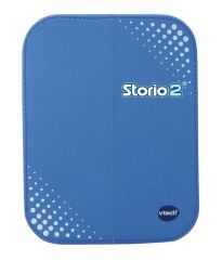 Storio 2 Case With Cover Blue