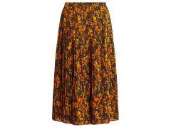 Vila 2008 Vinema Plisse Ankle Skirt/L/Su
