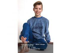 Outfitter W20 Jongens Pyjama Velours Chicago