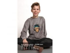 Outfitter W20 Boys Pyjama Velours Music