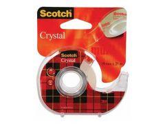 Scotch Transparant 25X19 Op Afroller