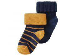 Noppies W20 B Socks 2 Pack Kareedouw