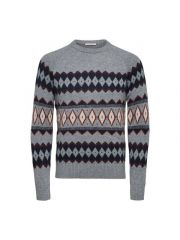 Selected 2009 Slhmorgan Pattern Crew Neck W