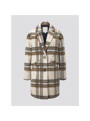 Tom Tailor Denim Dames 2009 Check Cocoon Coat