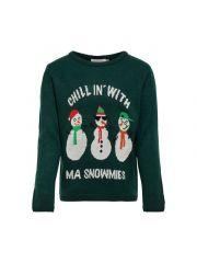 Only Kids 2010 Konxmas Chill L/S Pullover Knt
