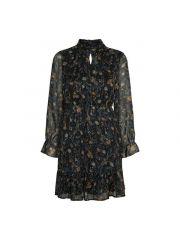 Vero Moda 2010 Vmlola Lurex L/S Short Dress Exp