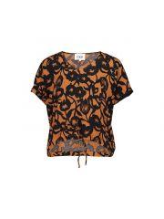 Cks Dames W20 Ebinas Blouse Short Sleeves