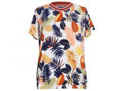 Vila Joy Z21 Shirt Short Sleeves Cider-L-21-A