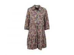 Vila Joy Z21 Dress 3/4 Sleeve Cosmopolitan-L-53-C