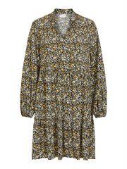 Vila 2101 Vitendi Tullan L/S Dress/Ofw