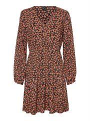 Vero Moda 2012 Vmmilda Ls Short Dress Wvn Ga