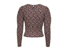 Only 2101 Onlpella L/S Puff Top Jrs