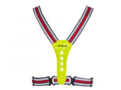 Wowow Noos Endurance Belt Yellow Os