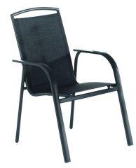 Linne stoel alu/textylene