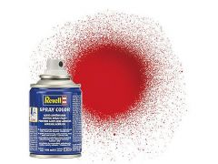 Rev 34131 Spray Color Vuurrood Glanzend 100Ml