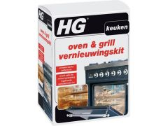 Hg Oven&Grill Vernieuwingskit 600Ml