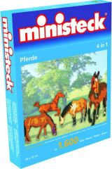 Ministeck Paarden 4In1 Ca 1500St