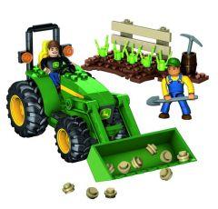 Micro John Deer Farm Tractor