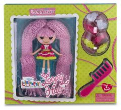 Mini Lalaloopsy loopy hair doll ass
