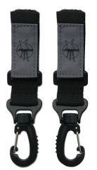 Lassig Casual Stroller Hooks 2St