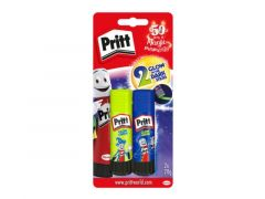 Pritt Stick 2X20 Gr Glow In The Dark