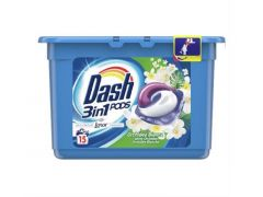 Dash 3 In 1 Pods Witte Orchidee 15 Doses