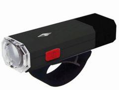 Usb Voorlamp Micro 1Led 3 Functies
