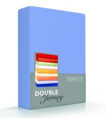 Hoeslaken Stretch Double Jersey 80-100 Lavendel