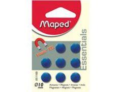Maped Magneten 10Mm 8 St Rood Groen Blauw