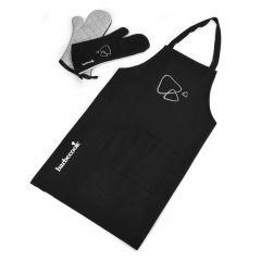 Barbecook Schort+Lange Handschoenen