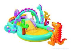 Intex 57135 Playground 333X229X112 Dinoland 3+