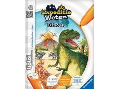 Tiptoi Boek Expeditie Weten: Dino'S