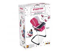 Smoby 520690 Maxi Cosi & Quinny Highchair + Seat
