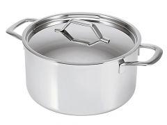 Beka Tri-Lux Kookpot 24Cm+Deksel Alle Vuren