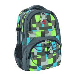 Take It Easy School Backpack Oslo Square T Wo