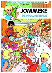 Jommeke 066 De Vrolijke Benden