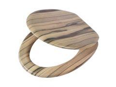 Tiger Wc-Zitting Ontario Art Wood