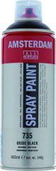Talens Art Creation Spray 400Ml Oxydzwart