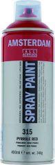 Talens Art Creation Spray 400Ml Pyrrolerood