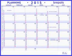 Brepols Maxi Planning Nl